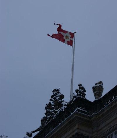 drottningflagga