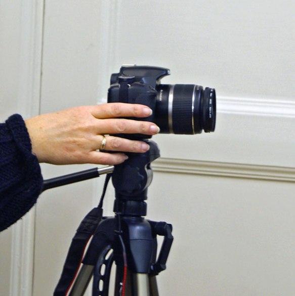 kamera-hand